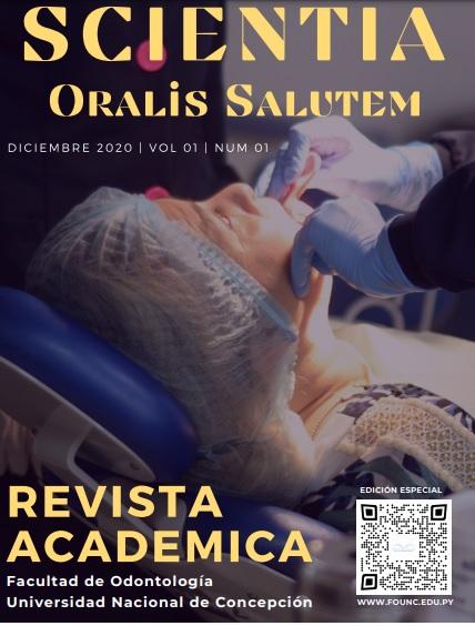 Ver Vol. 1 Núm. 1 (2020): Revista Académica. Scientia Oralis Salutem