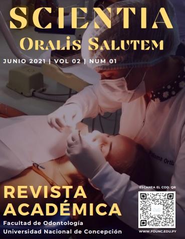 Ver Vol. 2 Núm. 1 (2021): Revista Académica. Scientia Oralis Salutem